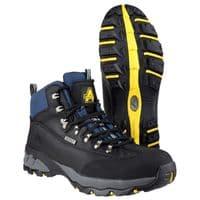Amblers Safety FS161 Waterproof Safety Footwear Black